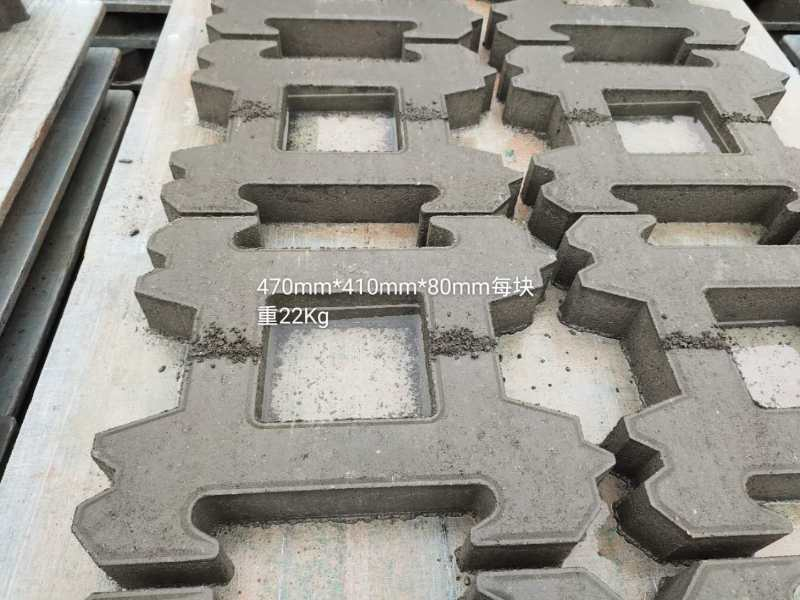信阳水工砖连锁块