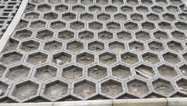 信阳水工护坡砖