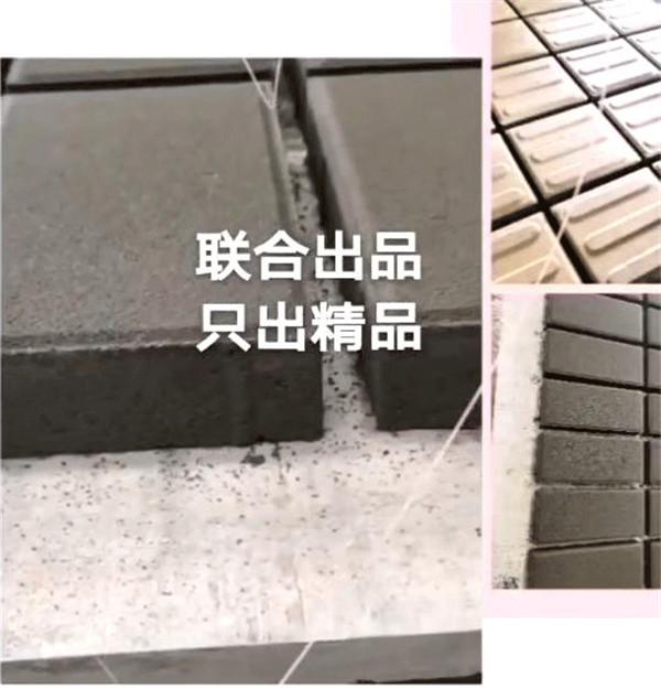 石英砂B级透水砖