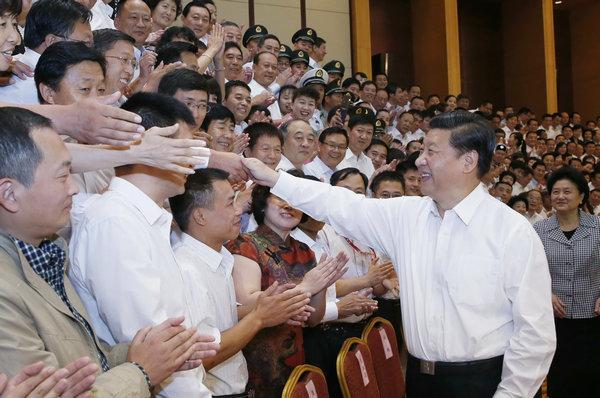 开展全民健身,建设健康中国 习近平总书记一直在关心
