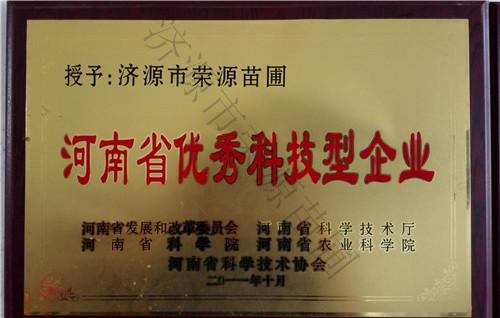 河南科技型企业