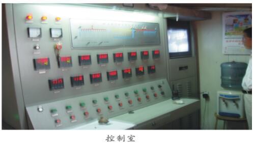 辽宁粘土耐火砖厂家控制室