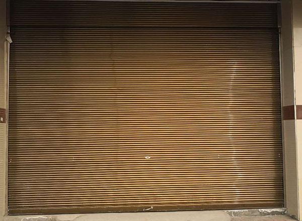 南充铝合金卷帘门
