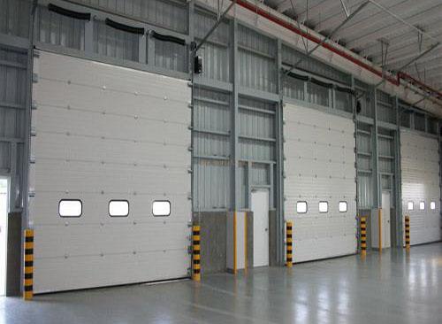 关于南充电动卷帘门常见的故障及处理方法