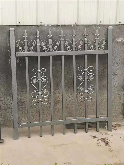 奥博护栏的厂区展示