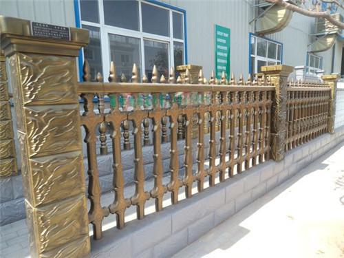 河南围墙护栏安装