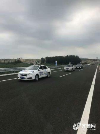 国内..智能网联高速公路正式封闭测试运营