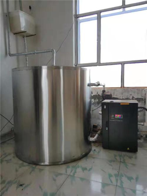 400平方村委会,蓄热式电锅炉安装案列