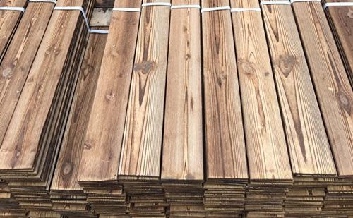 四川炭化木銷售