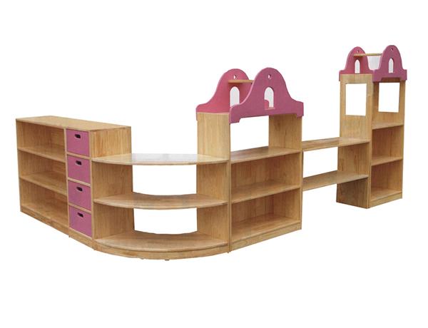 组合玩具柜