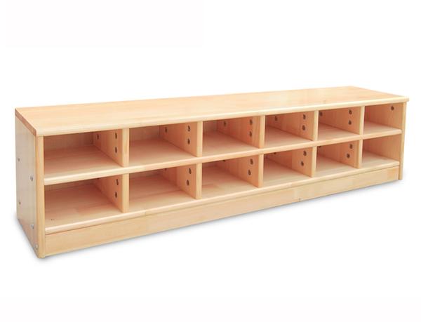 幼儿园鞋柜定制