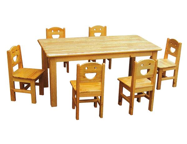 幼儿园桌椅定做