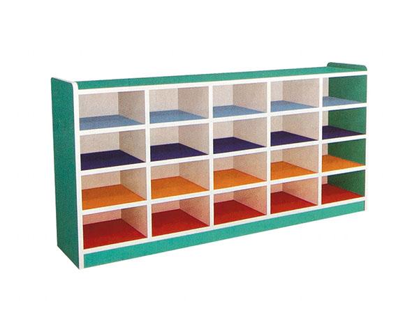 幼儿园书包柜