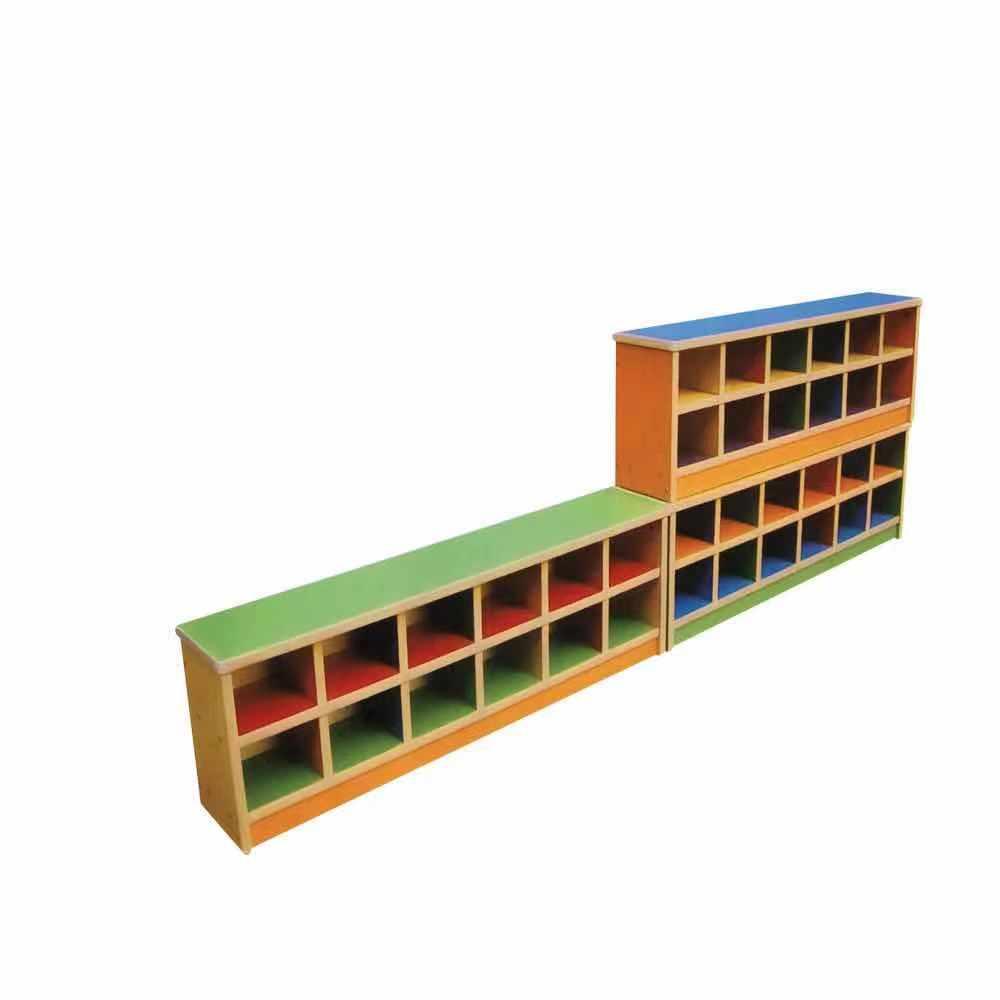 幼儿园鞋柜设计