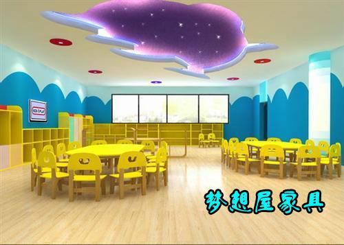 四川幼儿园家具--梦想屋家具