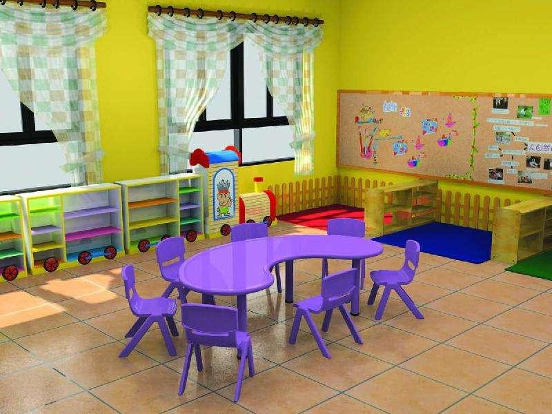 四川幼儿园桌椅设计四大技巧你懂吗?