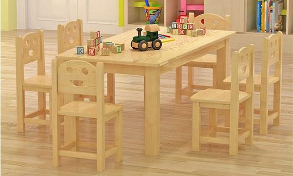 怎样的四川幼儿园桌椅设计可以让小朋友爱不释手