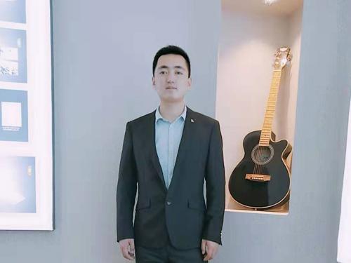 首席设计师—李志文
