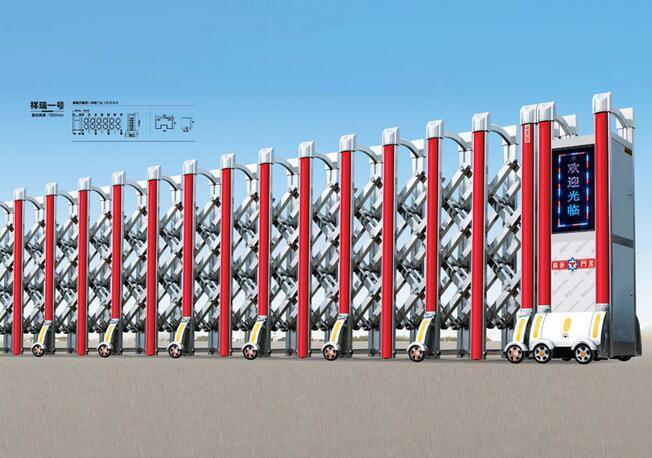 电动伸缩门有哪些必要的因素呢?西安电动伸缩门厂家给我们具体的详解