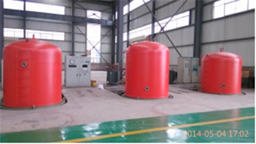 离子氮化炉