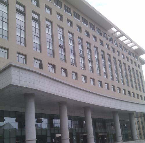 武汉离子氮化炉厂家-森茂办公大楼