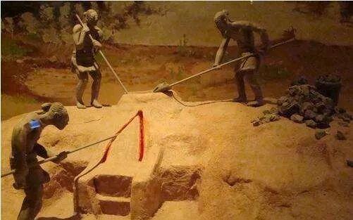 古代人是如何炼铁的呢?