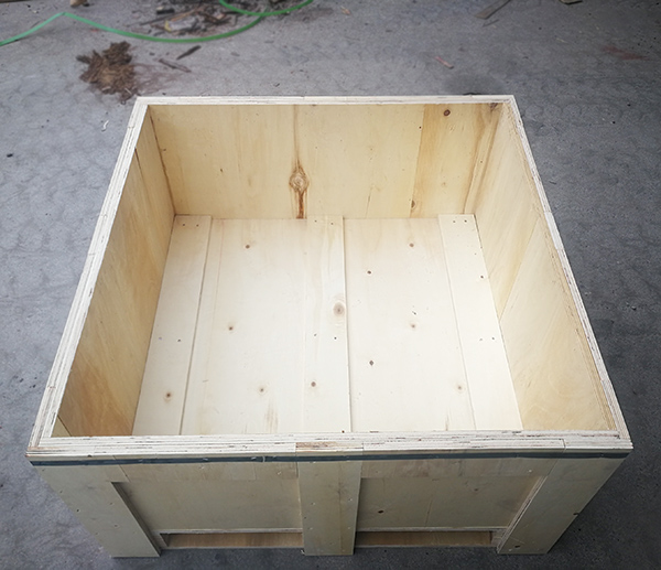 武汉免熏蒸包装箱