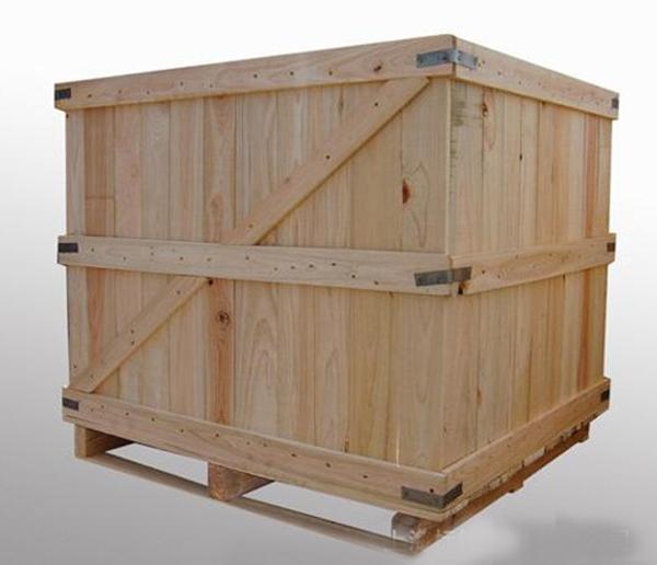 出口实木包装箱