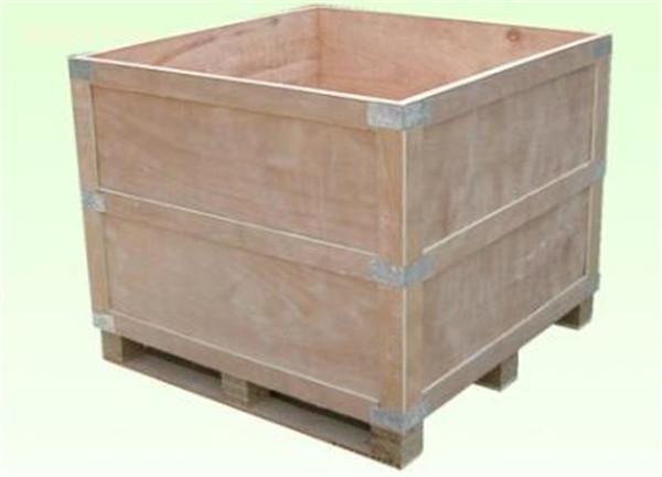 万博网页手机实木包装箱