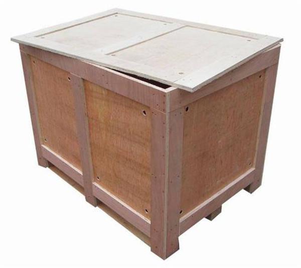 武汉实木包装箱
