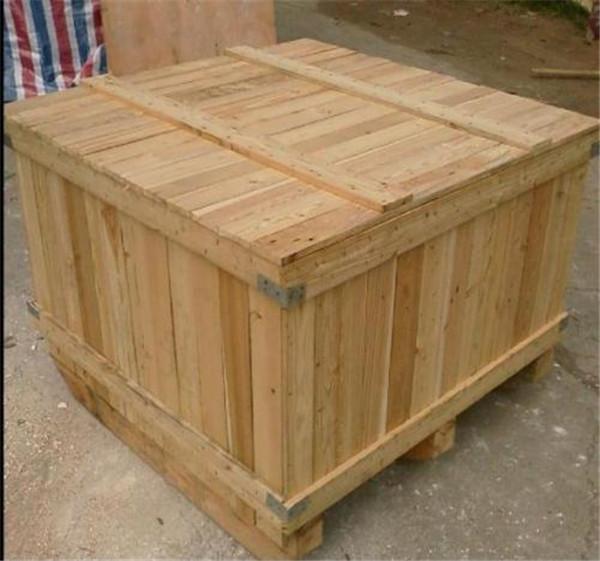 出口实木包装箱厂家