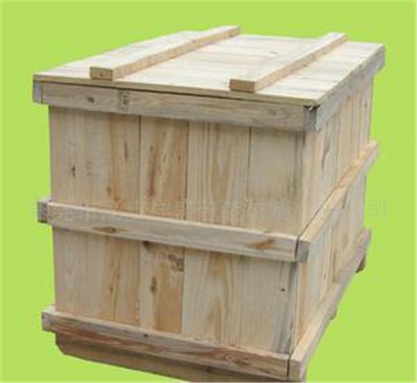物流专用实木包装箱厂家