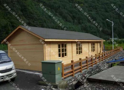 阿坝防腐木木屋