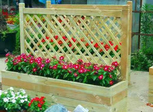成都防腐木花箱对于土质有哪些要求