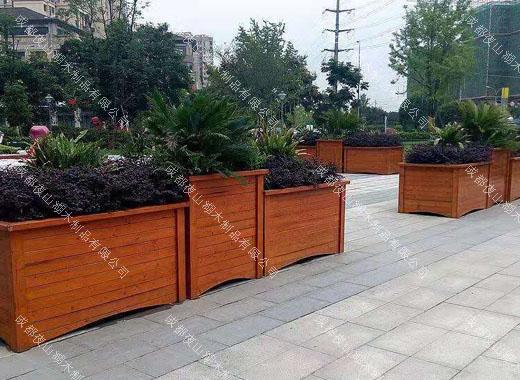 防腐木花箱的常用用途和尺寸