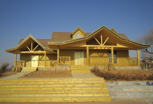 关于成都防腐木木屋的保温性和防火性怎么样?