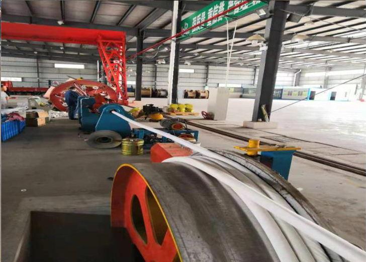 成缆生产设备