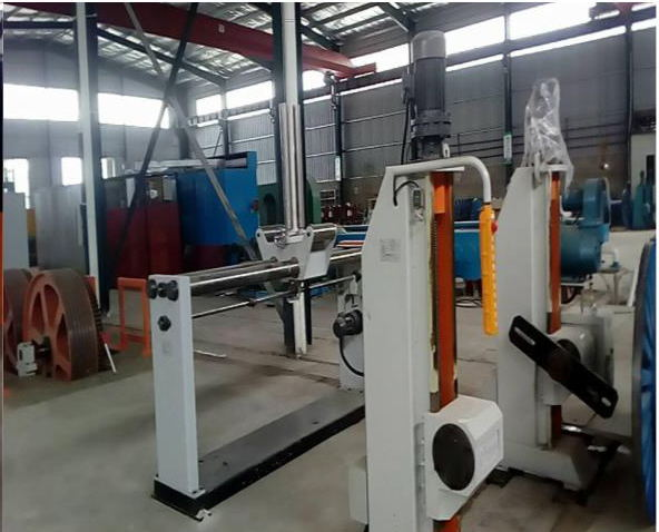 高速绞线生产设备