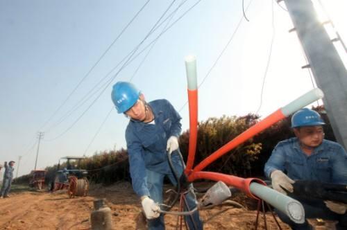 四川控制电缆案例