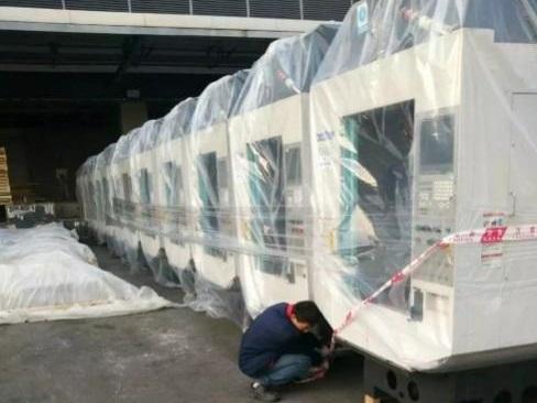 成都设备包装-富士康科技集团设备包装项目