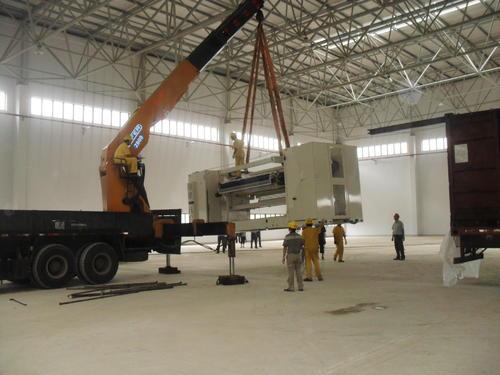 成都设备搬运公司提醒- 在工厂搬迁之前需要做的五项检查