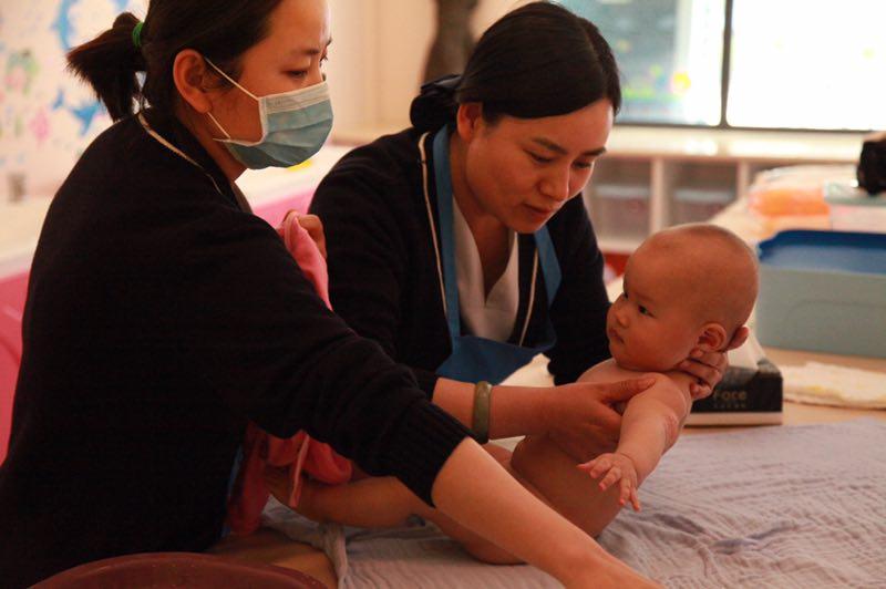 西安母婴护理
