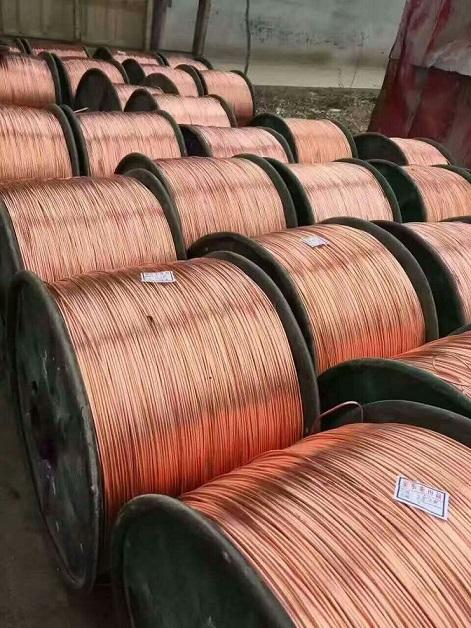 包头电线电缆施工案例