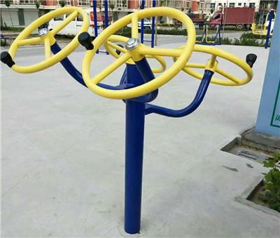 河南室外健身器材安装案例