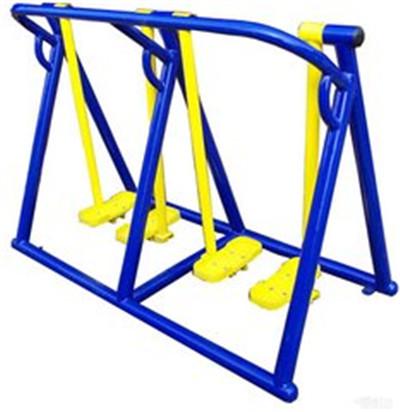 室外健身器材安装案例