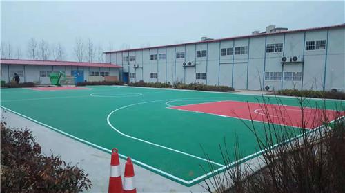 河南体育场所设施