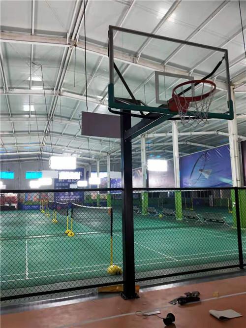河南篮球架生产
