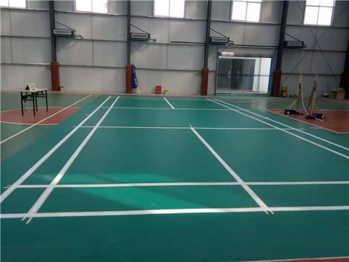 河南体育场地设施