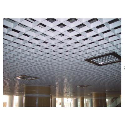 河南铝扣板工程系列-格栅工程