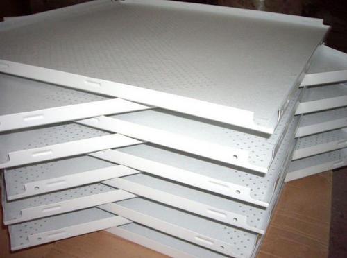 铝天花板在进行吊顶的时候常用的材料类型有哪些呢